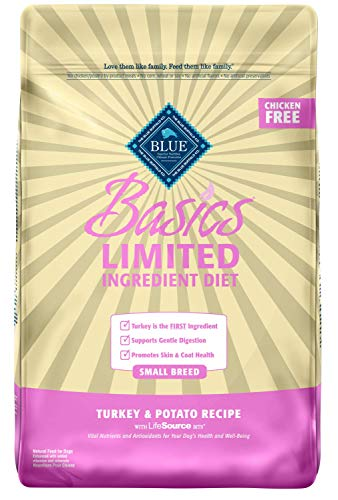 Blue basics limited ingredient quality comparison which is better turkey potato recipe