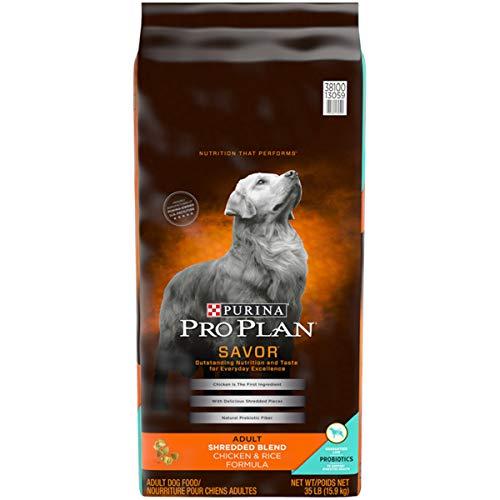 Purina company history trustworthy pro plan savor dog food any good