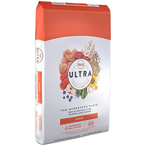 Nutro Ultra puppy food recall plastic production line issue problem fixed