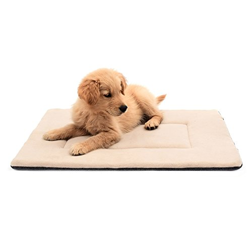 crate pads kennel bed durable safe in metal bars
