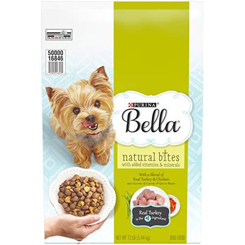 Purina varieties Bella natural bites added vitamin minerals comparison