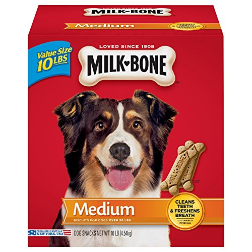 Milk Bone Dog Treat Biscuits Snacks are they safe healthy bad for dogs