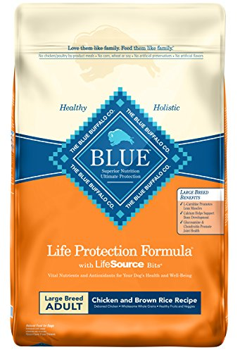 Blue Buffalo Life Protection Formula with LifeSource Bits large breed adult