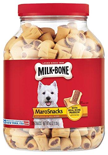 Milk Bone Maro Snacks can you give your dog too many bone marrow treats