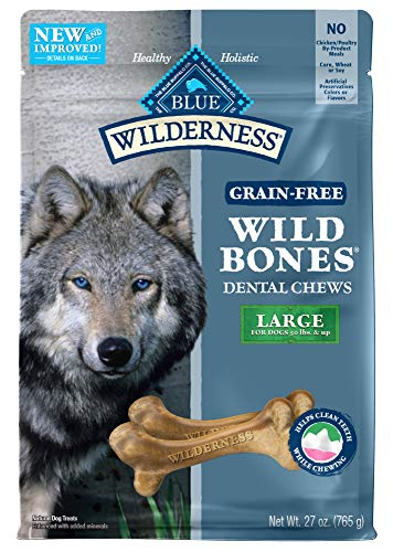 Blue Wilderness healthy holistic dog food treat voluntary recalls potential salmonella contamination