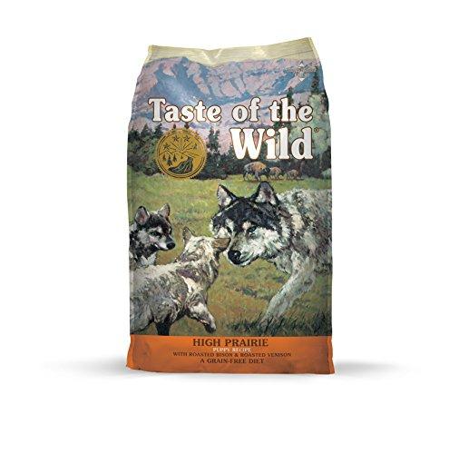 Taste of the Wild high prairie puppy chow recall safety salmonella contamination