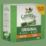 Greenies Original Canine Dental Treats