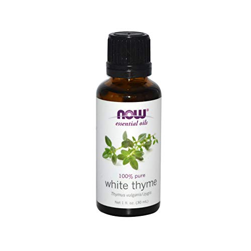 NOW essential oils dilute spray thyme kill fleas in house home on dog bed