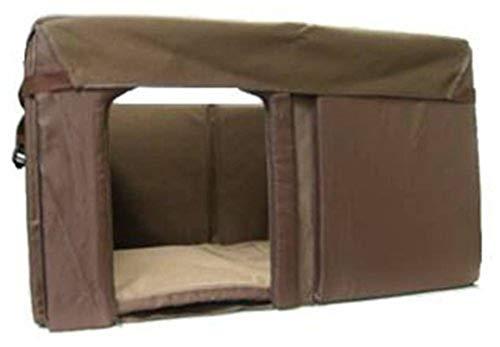 Petmate cabin dog house insulation soft foam keep pet warm winter outside