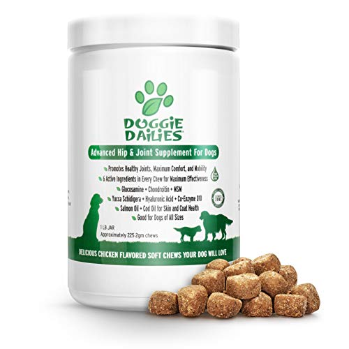 Doggie Dailies Glucosamine for Dogs