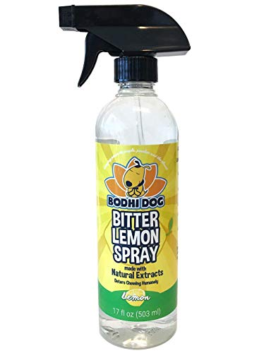 Bodhi Dog bitter lemon spray chew pee marking deterrent natural extract