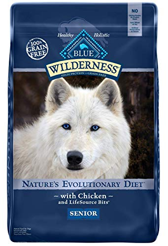 Best Complete Senior Dog Food for Joint Health