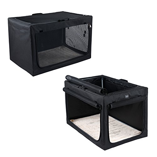 most durable longest lasting soft dog crate handle abuse chewing rough handling
