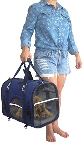 soft dog crates lightweight easy to carry good for travel car camping