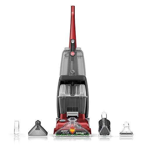 Hoover Power Scrub deluxe carpet steam cleaning machine vacuum