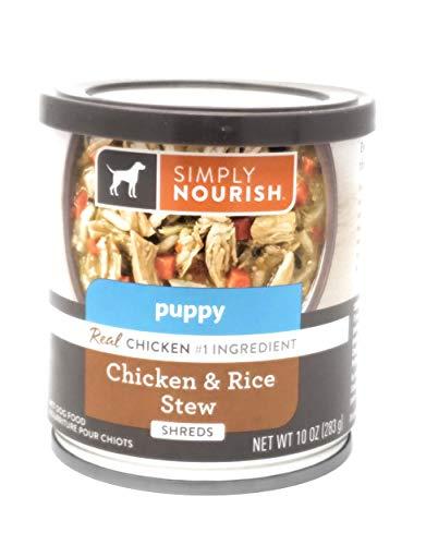 simply nourish wet dog food