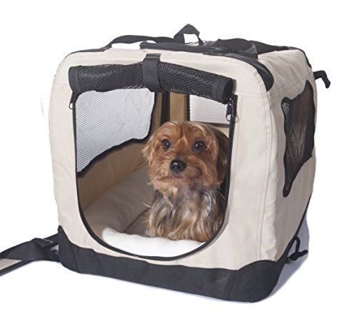 dog crate windows built in covers for good visibility and closed den comfort