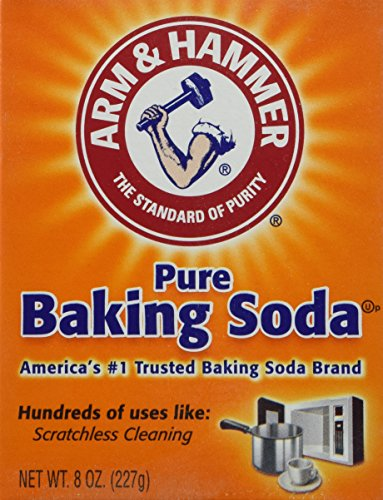 Arm & Hammer pure baking soda kills fleas how to apply directly to carpet