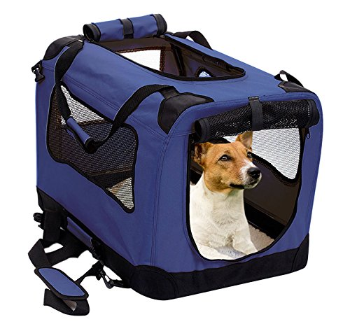 Best travel crate for dog airplane airline car bus camping road trip