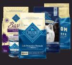 Blue buffalo dog food line