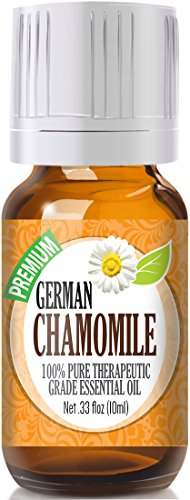 German chamomile essential oil benefits for dogs with hotspots