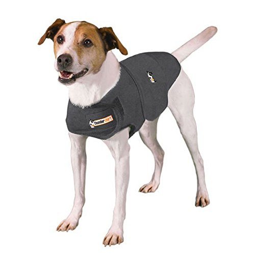 Thundershirt for dog anxiety essential oil alternative help for scared pets