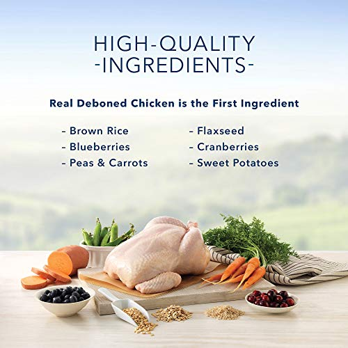 Does Blue Buffalo have high quality ingredients deboned chicken meal