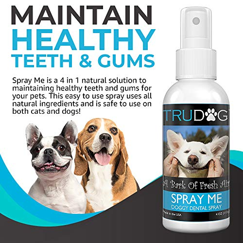 TruDog helps maintain healthy teeth and gums not VOHC approved