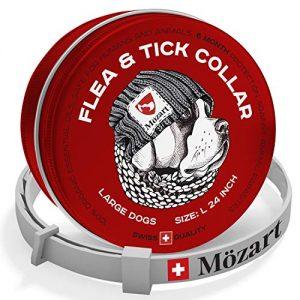 Mozart's Flea and Tick Prevention Collar