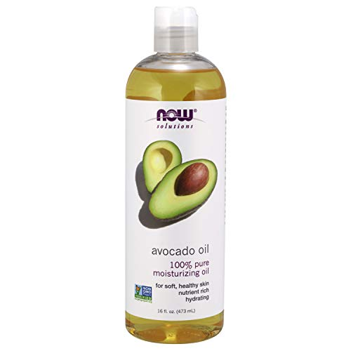 Avocado moisturizing essential carrier oil for dry canine skin