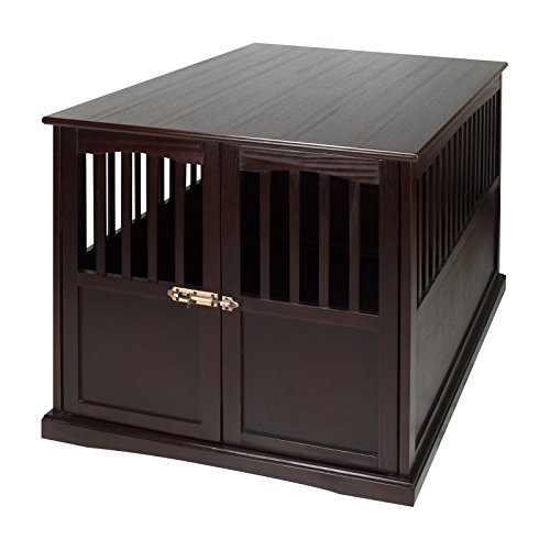 Polar Bear Pet Shop Double Door Extra Large Crate for big heavy fat dogs