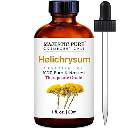Majestic pure helichrysum essential oil help cure prevent bad dog breath