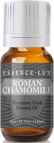 Roman chamomile not as strong as german chamomile do you have to dilute