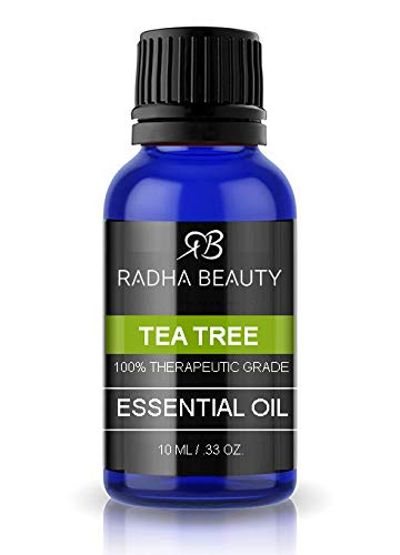 Tea tree oil deal with dog parasites essential oil blend soothe dog ears