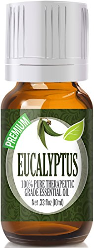 Eucalyptus pure therapeutic grade essential oil benefits dog ear canal
