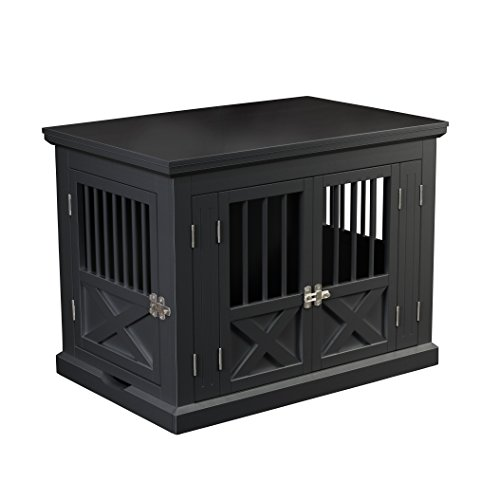 Zoovilla Dog Crate End Table durable mdf choices for indoor puppies