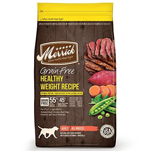 Merrick alternative dog food better tasting than American Journey