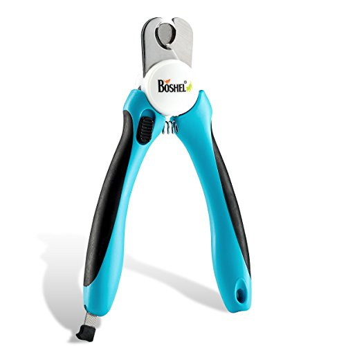 Scissor trimmer clippers for professional puppy nail trimming at home