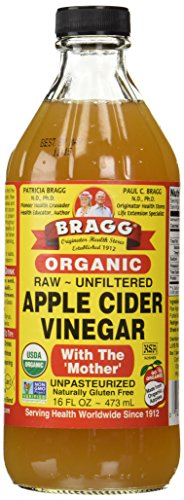 Can you wash dog collars in apple cider vinegar how to