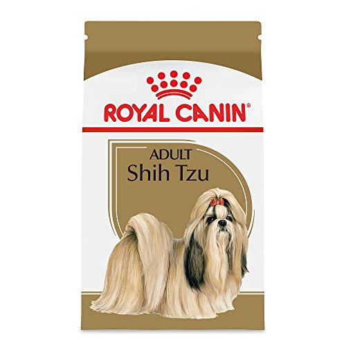Royal Canin best for breed specific dog foods Adult Shih Tzu
