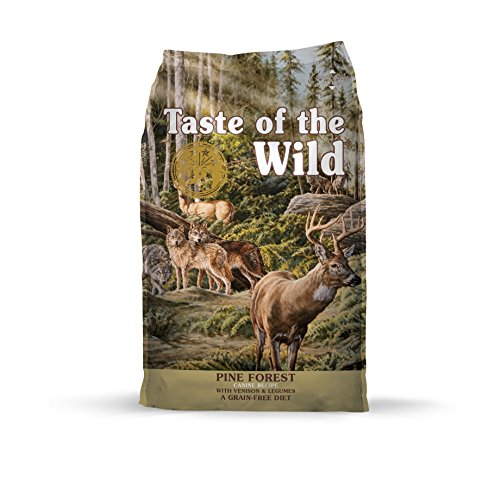 Best value dry dog food brand most food for dollar Taste of the Wild