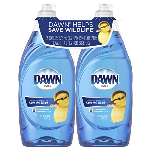 Dawn dish soap for washing stinky smelly dog collars