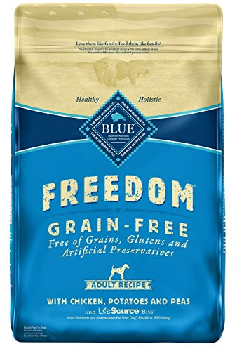 Overall winner brand comparison blue buffalo science diet healthy holistic dry dog food