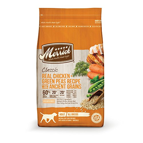 Dog food brand with best wholesome pronounceable ingredients Merrick