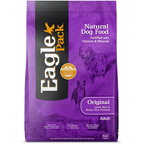 Eagle Pack natural dog food vitamins minerals dog food best choice how to choose brand