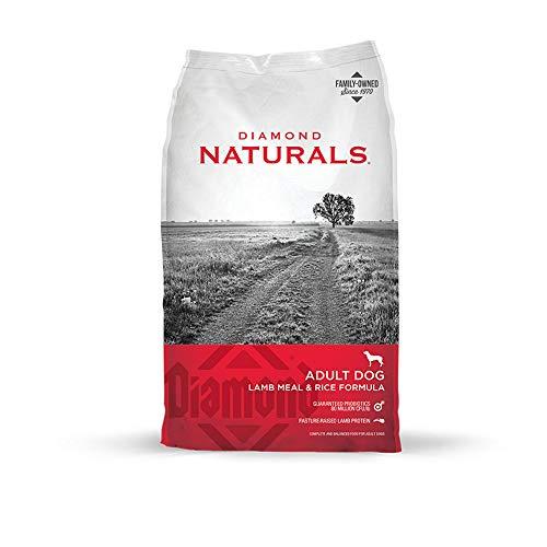 Diamond Naturals adult dog lamb meal rice formula budget thyroid food