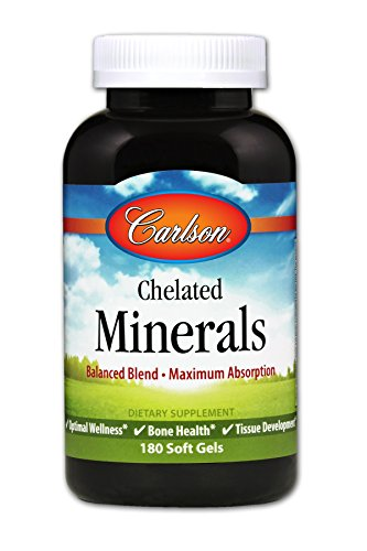Pure Balance food includes Chelated minerals