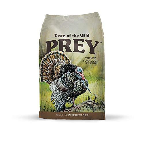 Taste of the wild prey turkey limited ingredient diet formula