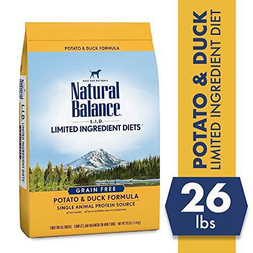 Natural Balance LID Limited Ingredient Diet potato duck formula