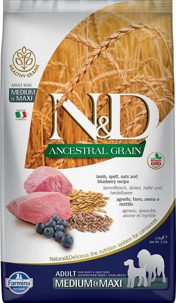 Farmina N D Ancestral Grains best choice upgrade pick dog food for hypothyroidism